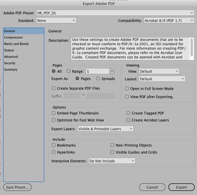 PDF Settings 1