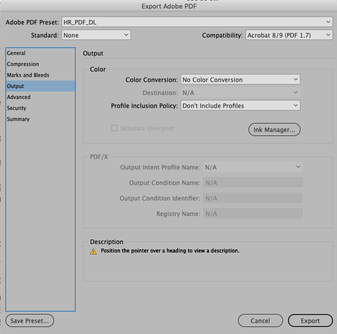 PDF Settings 4