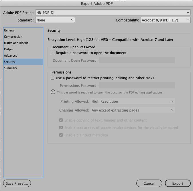 PDF Settings 6